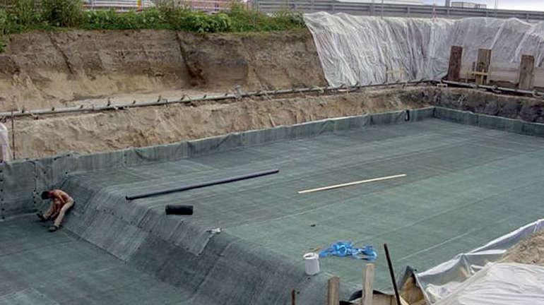 Подложен бетон формовщик бетона