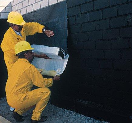 Хидроизолация на подземни гаражи цени