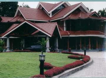 Къща със скатен покрив
