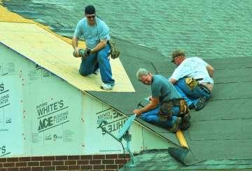 Фирма за ремонт на покрив